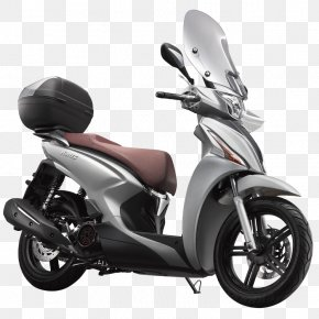 Scooter - Scooter Kymco People S Motorcycle PNG