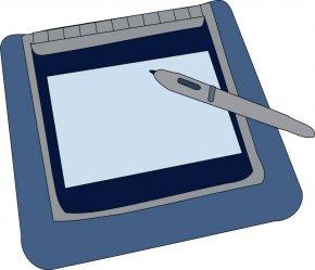 Cold Computer Cliparts - Tablet Computer Graphics Tablet Clip Art PNG