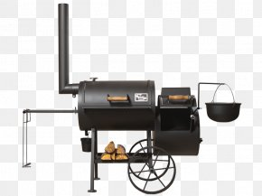 Barbecue - Barbecue-Smoker Pulled Pork Ribs Smoking PNG