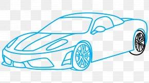 Sports Car - Sports Car Ferrari S.p.A. MINI Chevrolet Corvette PNG