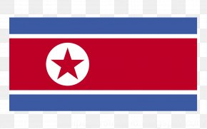 South Korea - Flag Of North Korea Flag Of South Korea PNG