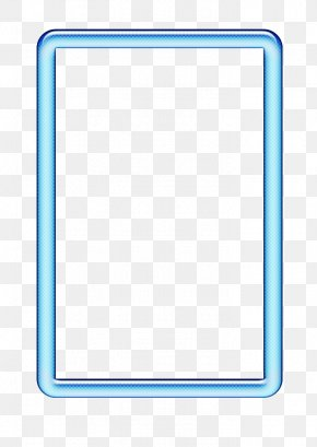 Rectangle Aqua - Aqua Rectangle Line Square PNG