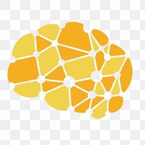 Creative Brain Flag - Brain Euclidean Vector Geometry PNG