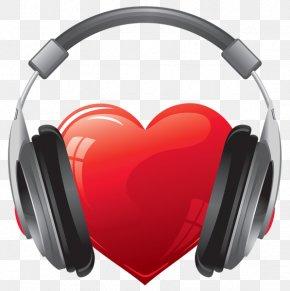 Headphones - Headphones Clip Art PNG