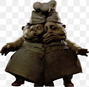 Twins - Little Nightmares Chef YouTube Cooking Fear PNG
