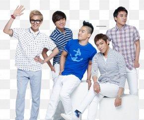 Big - BIGBANG V.I.P Lotte Duty Free Wallpaper PNG
