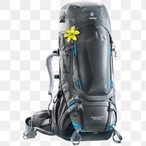 Backpack - Deuter Sport Backpack Hiking Deuter ACT Lite 65 + 10 Deuter Speed Lite 20 PNG