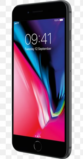 Apple 8plus - IPhone 7 IPhone X Apple Telephone Smartphone PNG