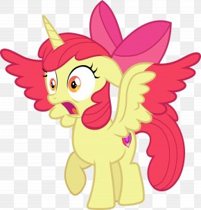 My Little Pony - My Little Pony Apple Bloom Applejack Winged Unicorn PNG