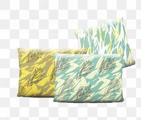Graffiti Pillow - Pillow PNG