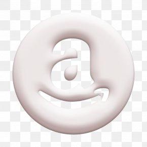 Blackandwhite Logo - Amazon Icon Logo Icon PNG