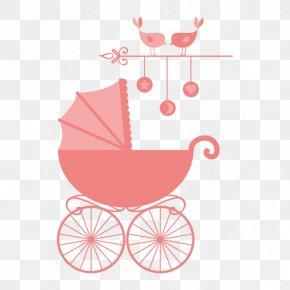 Stroller - Wedding Invitation Baby Shower Infant PNG