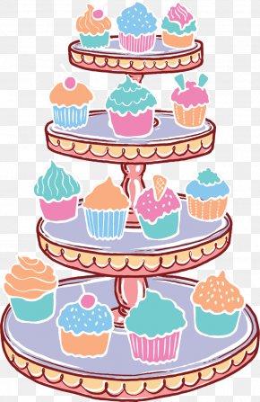 Vector Layer Cake Rack - Cupcake Dobos Torte Layer Cake Sugar Cake PNG