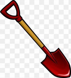 Red Dirt Cliparts - Shovel Knight Garden Tool Clip Art PNG