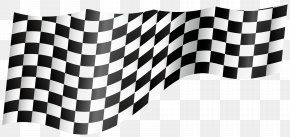 Black And White Flag Vector - Draughts Chess Check Black And White PNG