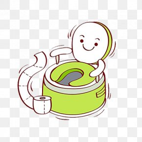 Toilet And Paper - Toilet Paper Toilet Paper Illustration PNG