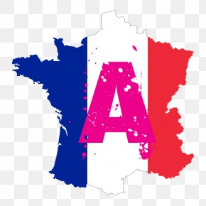 France - Flag Of France Map Storming Of The Bastille Vector Graphics PNG