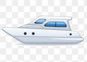 Vector Ship - Water Transportation Ship Clip Art PNG