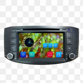 Long Comfortable Moving DVD Navigation One Machine - Car Ford Navigation DVD Download PNG