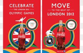 Coca Cola - 2012 Summer Olympics Coca-Cola Olympic Games PNG