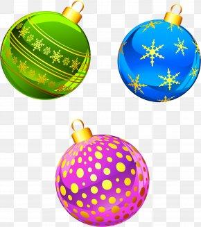 Holiday Sale Cartoon Christmas Ornament - Clip Art Christmas Ornament Christmas Day PNG