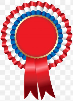 Rosette Ribbon Clip Art Image - Animation Certification Clip Art PNG