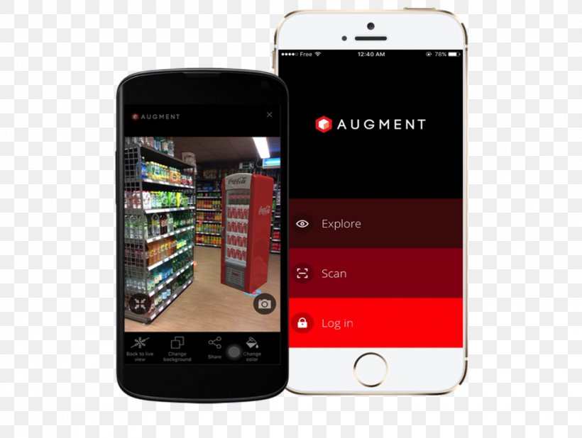 Augmented Reality Android, PNG, 971x732px, Augmented Reality, Android, App Store, Augment, Cellular Network Download Free