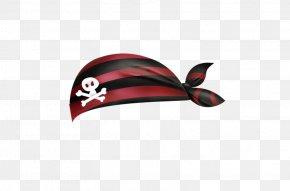 Pirate Hat Stripes - Hat Headscarf Piracy PNG