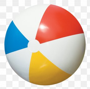 Beach Ball - Beach Handball Hearth & Home PNG