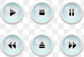 Vector Sparkling Buttons - Button Download Icon PNG