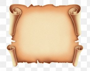 Ancient Leather Rolls - Leather Sheepskin PNG