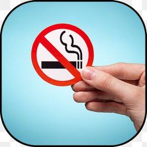 Health - Smoking Ban Sign Health Smoke-Free Air Act PNG