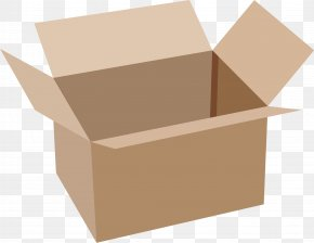Open Box - Cardboard Box Paper Recycling PNG