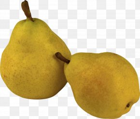 Ripe Pear Image - Pear Fruit Salad Computer File PNG