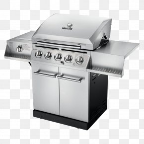 Gas Grills With Side Griddle - Barbecue Char-Broil Commercial Series Grilling Smoking PNG