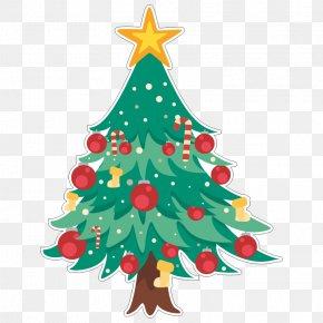 Santa Claus - Christmas Day Santa Claus Wall Decal Clip Art Christmas Tree PNG
