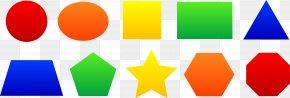 Shapes Cliparts - Geometric Shape Mathematics Geometry Clip Art PNG
