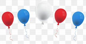 Independence Day - Independence Day Balloon Clip Art PNG
