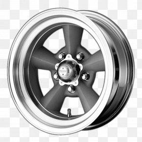 Wheel Rim - Car American Racing Custom Wheel Rim PNG