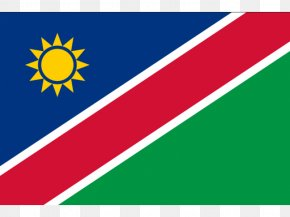 Flag - Flag Of Namibia National Flag Gallery Of Sovereign State Flags PNG