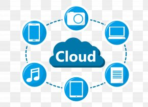 Vector Cloud Icon To Download - Cloud Computing Download Icon PNG