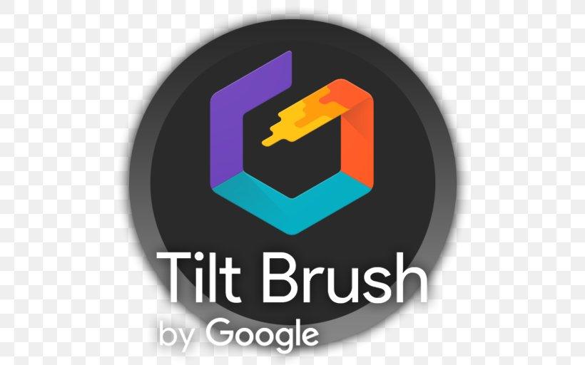 HTC Vive Tilt Brush Oculus Rift Virtual Reality PlayStation VR, PNG, 512x512px, Htc Vive, Brand, Google, Google Blocks, Google Cardboard Download Free