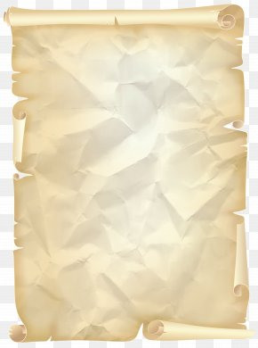 Old Smashed Paper Image - Deed Wedding Anniversary Template Birthday Business Letter PNG
