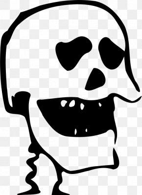 Vector Skull - Skull Calavera Clip Art PNG