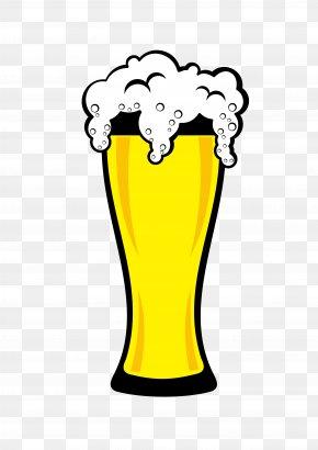 Cartoon Glass Of Beer - Root Beer Beer Glasses Clip Art PNG