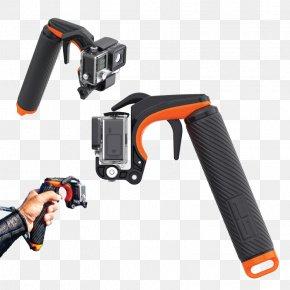 GoPro - Trigger GoPro Pistol Grip Camera PNG