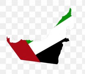 Xiongheng - Abu Dhabi Dubai Flag Of The United Arab Emirates Map PNG