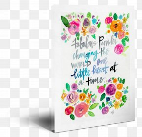 New Product Poster - Floral Design Paper Greeting & Note Cards Cut Flowers PNG