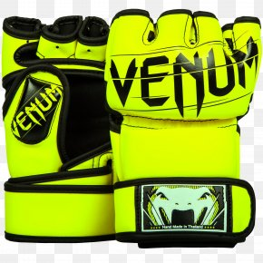 Mixed Martial Arts - Venum MMA Gloves Mixed Martial Arts Boxing PNG