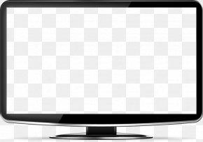 Monitor Transparent LCD Image - Computer Monitor Pay-per-click Liquid-crystal Display PNG